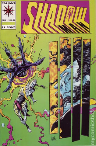 Shadowman (1992 1st Series) #22