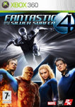 XBOX 360 Fantastic Four Rise Of The Silver Surfer