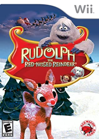 Wii Rudolph the Red Nosed Reindeer