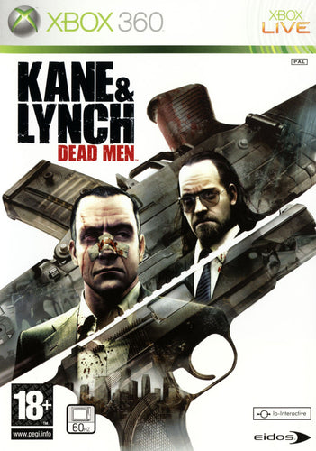 XBOX 360 Kane & Lynch: Dead Men