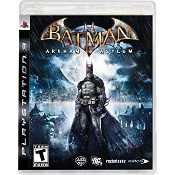 PS3 Batman: Arkham Asylum