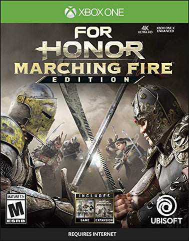 Xbox one For Honor Marching Fire Edition