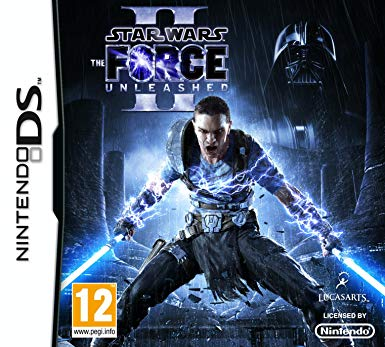 DS Star Wars: The Force Unleashed