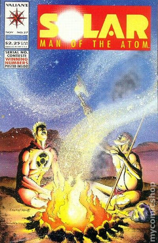 Solar Man of the Atom (1991) #27