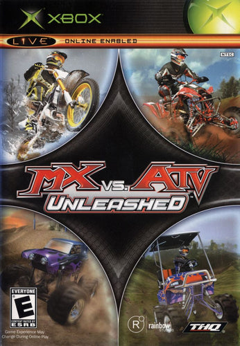 Xbox MX VS ATV Unleashed