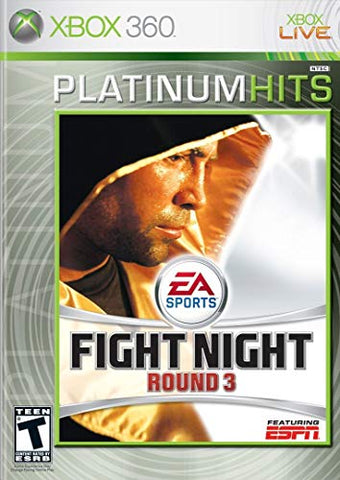 XBOX 360 Fight Night: Round 3