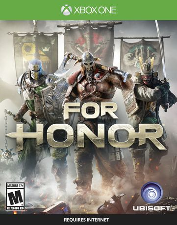 XBOX ONE new For Honor