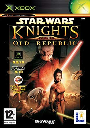 XBOX Star Wars Knights of the Old Republic