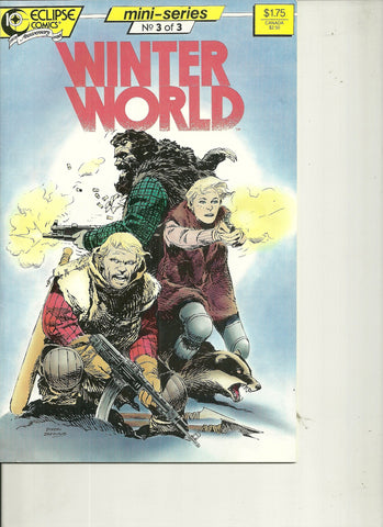 Winter World #3  1987
