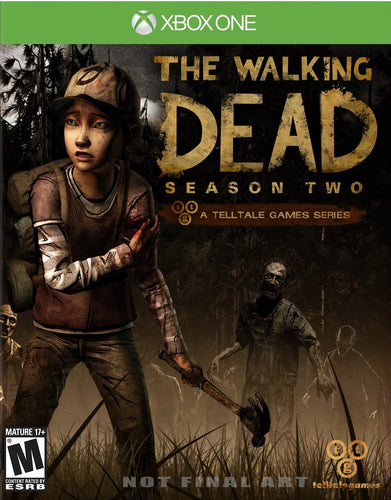 XBOX ONE The Walking Dead Season Two