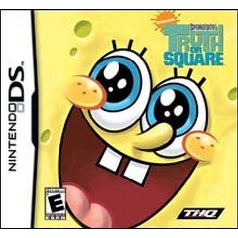 DS Spongebob: Truth or Square