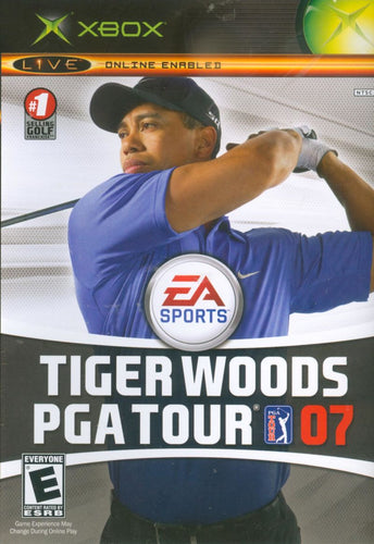 XBOX Tiger Woods 2007