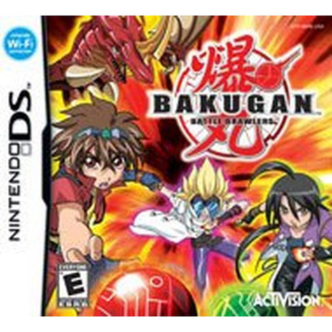 DS Bakugan: Battle Brawlers