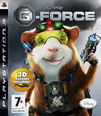 PS3 G-Force