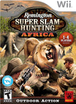 Wii Remington Super Slam Hunting: Africa