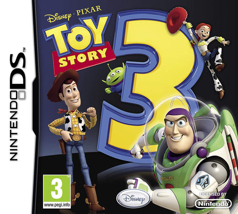 DS Toy Story 3
