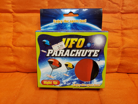 FLASH UFO PARACHUTE