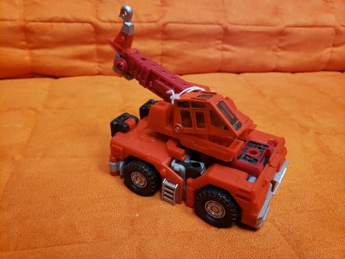 Transformers Robots In Disguise Hightower