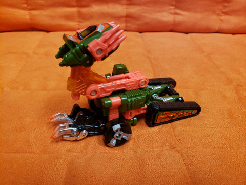 Transformers beast wars machines basic class scavenger 2000
