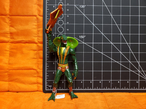 2003 Masters of the Universe MOTU Snakeman Khan