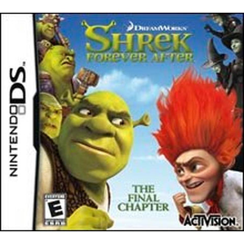 DS Shrek Forever After