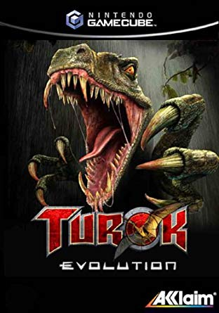 Gamecube Turok Evolution
