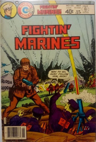 Fightin Marines 150 RARE 1980