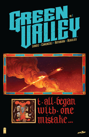 Green Valley Issue #1 Image Comics