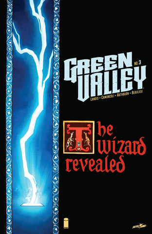 Green Valley Issue #3 Image Comics