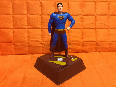VERY RARE Superman talking coin bank by Think way Toys, Item 630100
