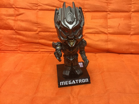 2009 Transformers Wacky Wobbler Revenge of the Fallen Megatron
