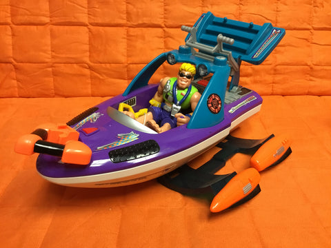 Fisher Price Rescue Hero's Boat