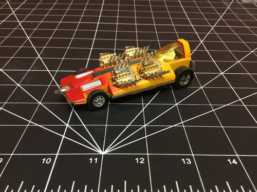 Corgi Whizzwheels Drag Star Diecast