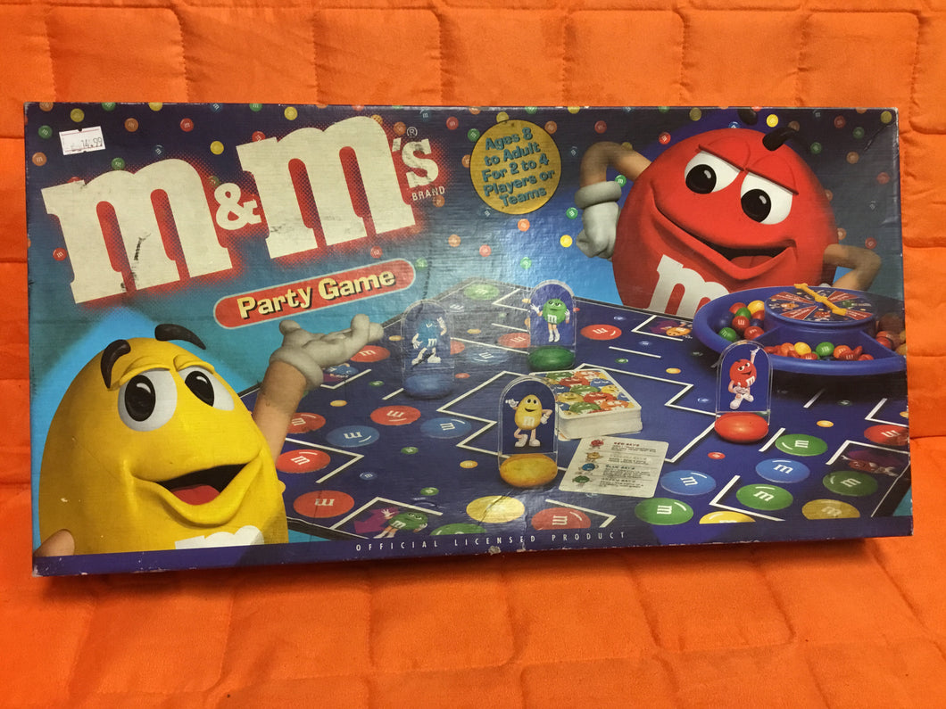 M&M Party Game
