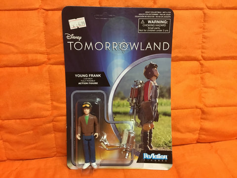 Tomorrowland Figure Unpunched