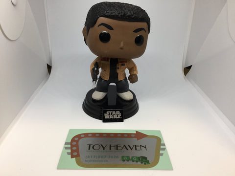 Funko Pop Star Wars Finn Bobblehead #59