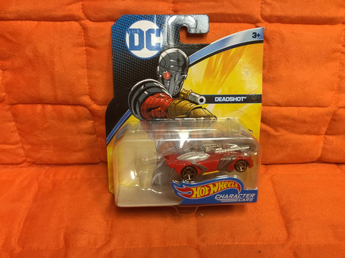 Hot wheels DC Deadshot