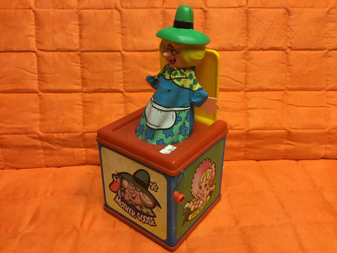 1976 Mattel Jack In The Box
