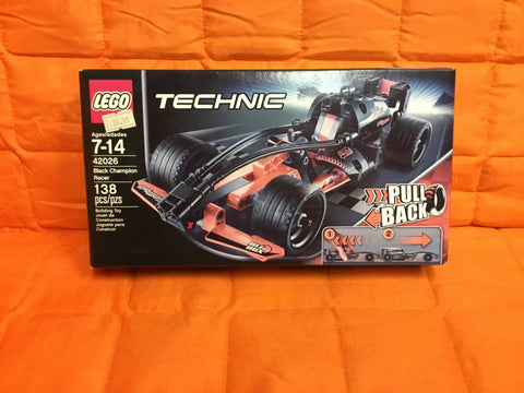 42026-1	Technic Black Champion Racer