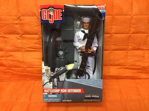 2000 Gi Joe Battleship Row Defender Pearl Harbor Collection