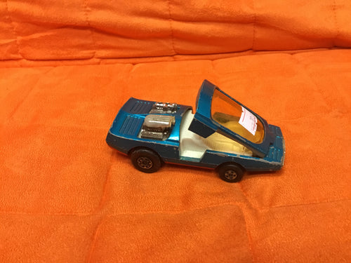 Vintage Matchbox Special ed Kings K-36Bandolero Car - Made In England By Lesney Products & Co Ltd, 1972, approx. 10.5cm long