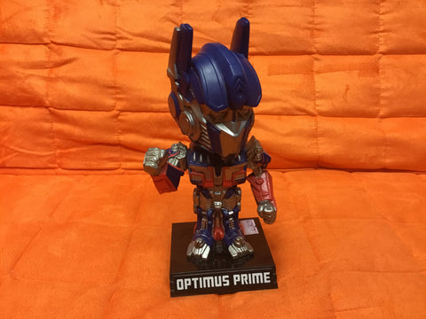 2009 Transformers Wacky Wobbler Revenge of the Fallen Optimus Prime