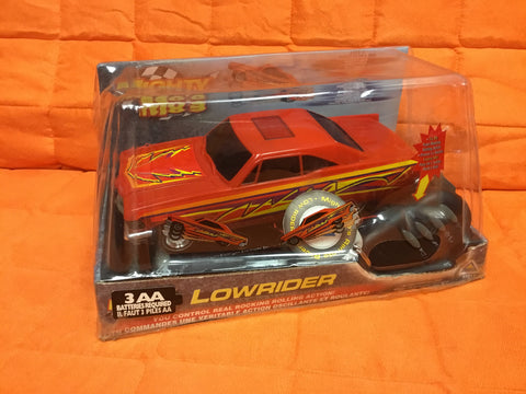 Mighty Mo Lowrider 1:24 Diecast