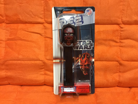 2012 Lucasfilms Pez Darth Maul