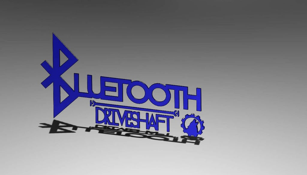Bluetooth Driveshaft Decal