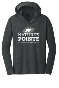 NPCP Long Sleeve Tee With Hood