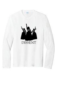 Nasty Women Dissent Long Sleeve Shirt (multiple colors)