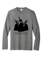 Load image into Gallery viewer, Nasty Women Dissent Long Sleeve Shirt (multiple colors)