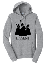 Load image into Gallery viewer, Nasty Women Dissent Women's Hoodie (multiple colors)