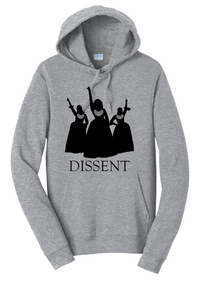 Nasty Women Dissent Women's Hoodie (multiple colors)